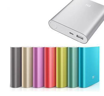 универсальные мобильные батареи с логотипом