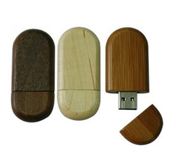 деревянные флешки с логотипом
