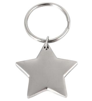 Арт. 0450BR Брелок звезда