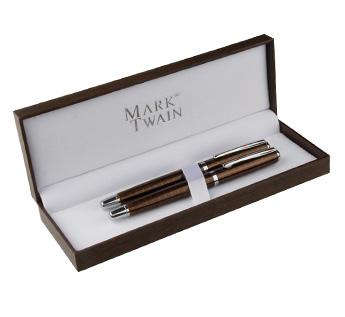 """Арт.14630 Марк Твен набор для письма """"Сент Луис"""""""