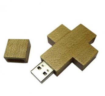 USB-Флешка на 16Gb в форме креста