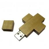 USB-Флешка на 8Gb в форме креста