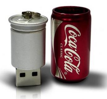 USB-Флешка на 32Gb в форме банки