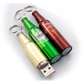 USB-Флешка на 16Gb в форме бутылки