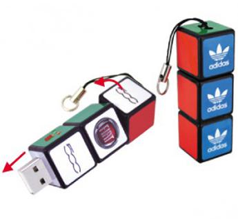 """USB-Флешка на 8Gb """"Кубики"""""""