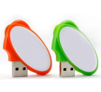 USB-Флешка на 32Gb овальная