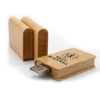 USB-Флешка на 16Gb в форме книги