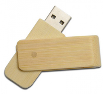 USB-Флешка на 16Gb твистер ECO