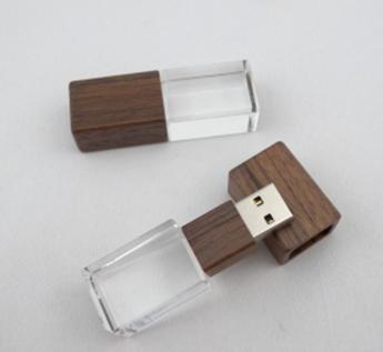 Арт. C-1.32 USB-Флешка на 32Gb кристал