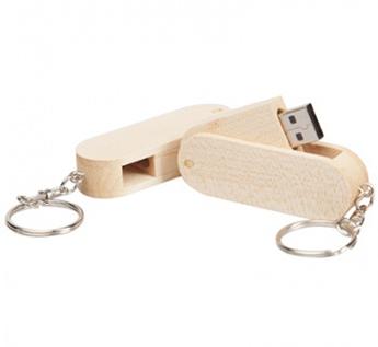 USB-Флешка на 16Gb с поворотным механизмом