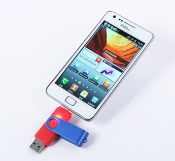 USB-Флешка на 8Gb OTG Twister