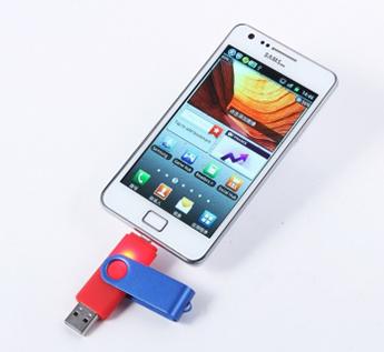 USB-Флешка на 64Gb OTG Twister
