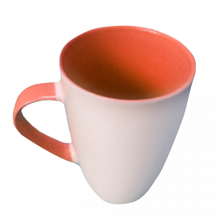 Чашка керамическая цветная