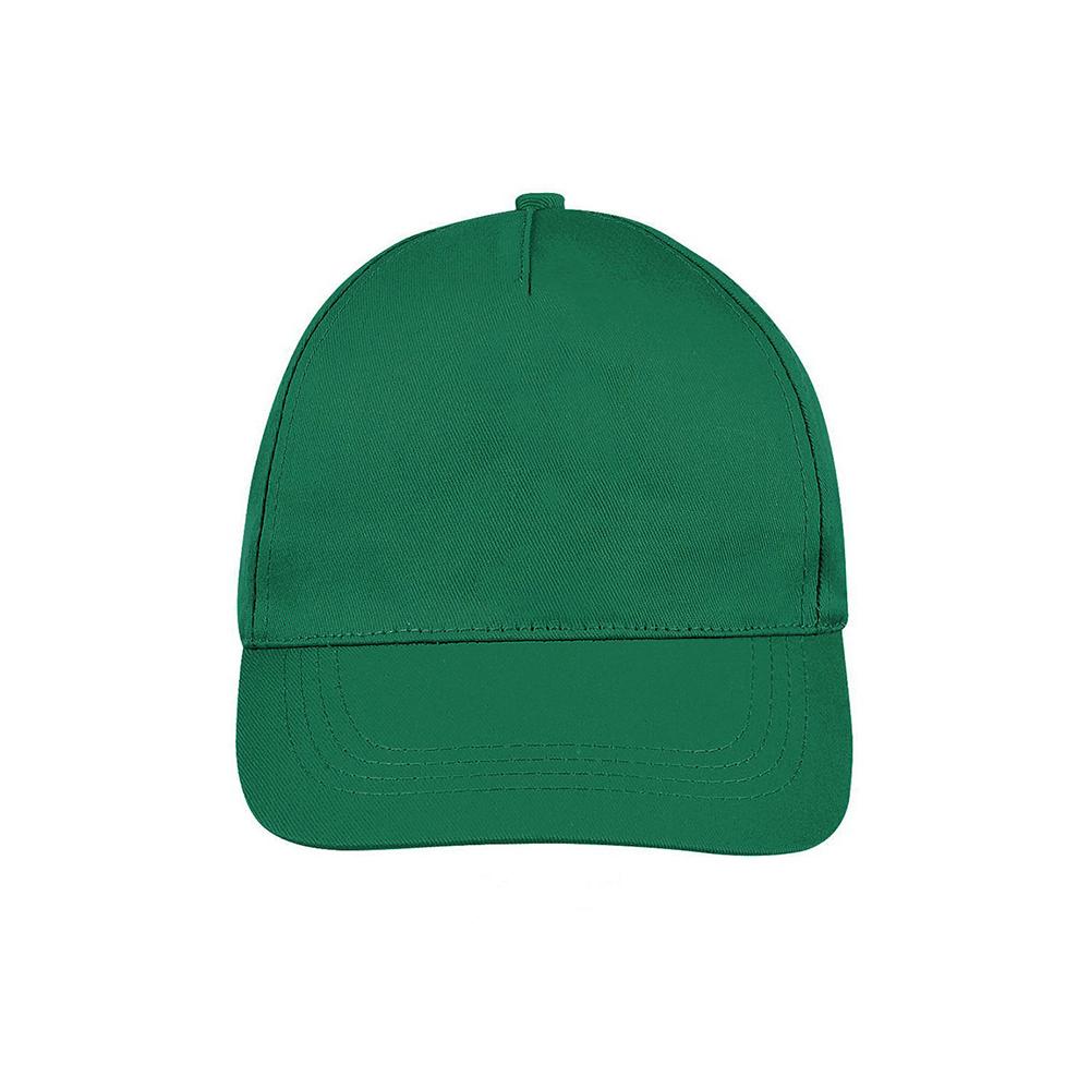 Недорогая хлопковая кепка Lider с логотипом