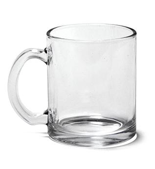 Арт   82015 Чашка стеклянная