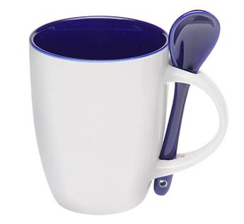 Арт.  ЕС88210286 Чашка с ложкой