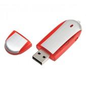 USB-Флешка на 32Gb овальной формы