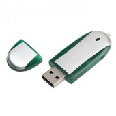 USB-Флешка на 64Gb овальной формы