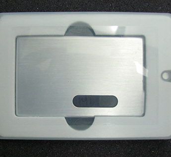 PLASTIC BOX FOR CREDIT CARD