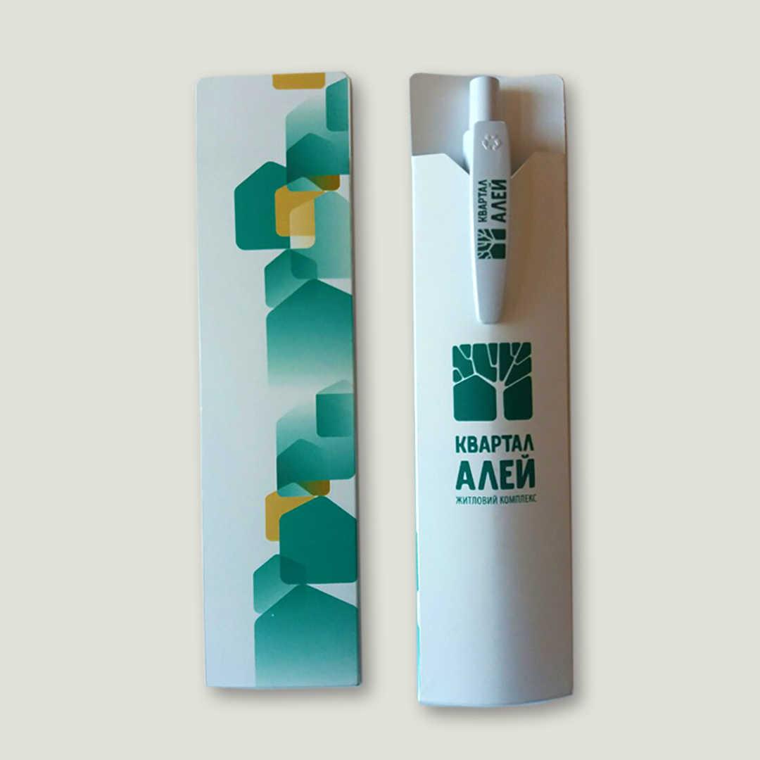 Упаковка для ручки