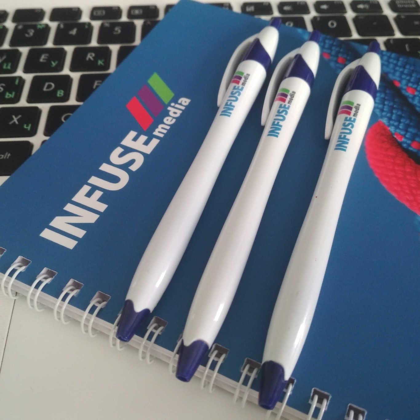 Арт  Print_01  Ручка пластиковая