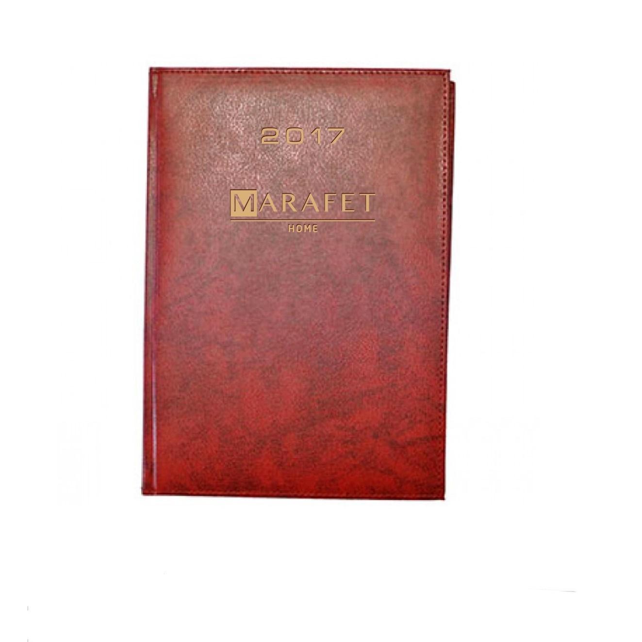 Ежедневник  в обложке MIRADUR, датированный