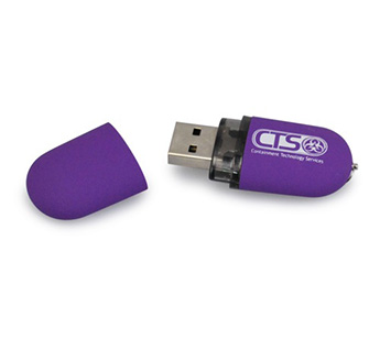 """USB-Флешка на 64Gb """"Капсула"""""""