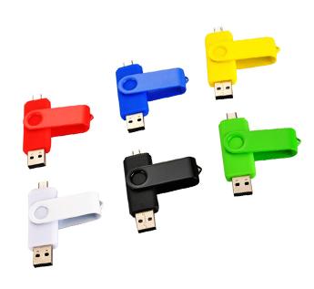 USB-Флешка на 16Gb OTG Twister