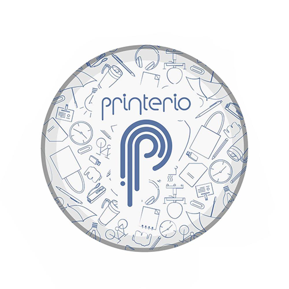 Беспроводная зарядка с вашим логотипом