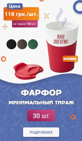 Банер в категорию чашки