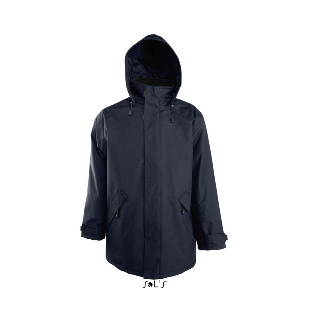 Куртка с логотипом унисекс