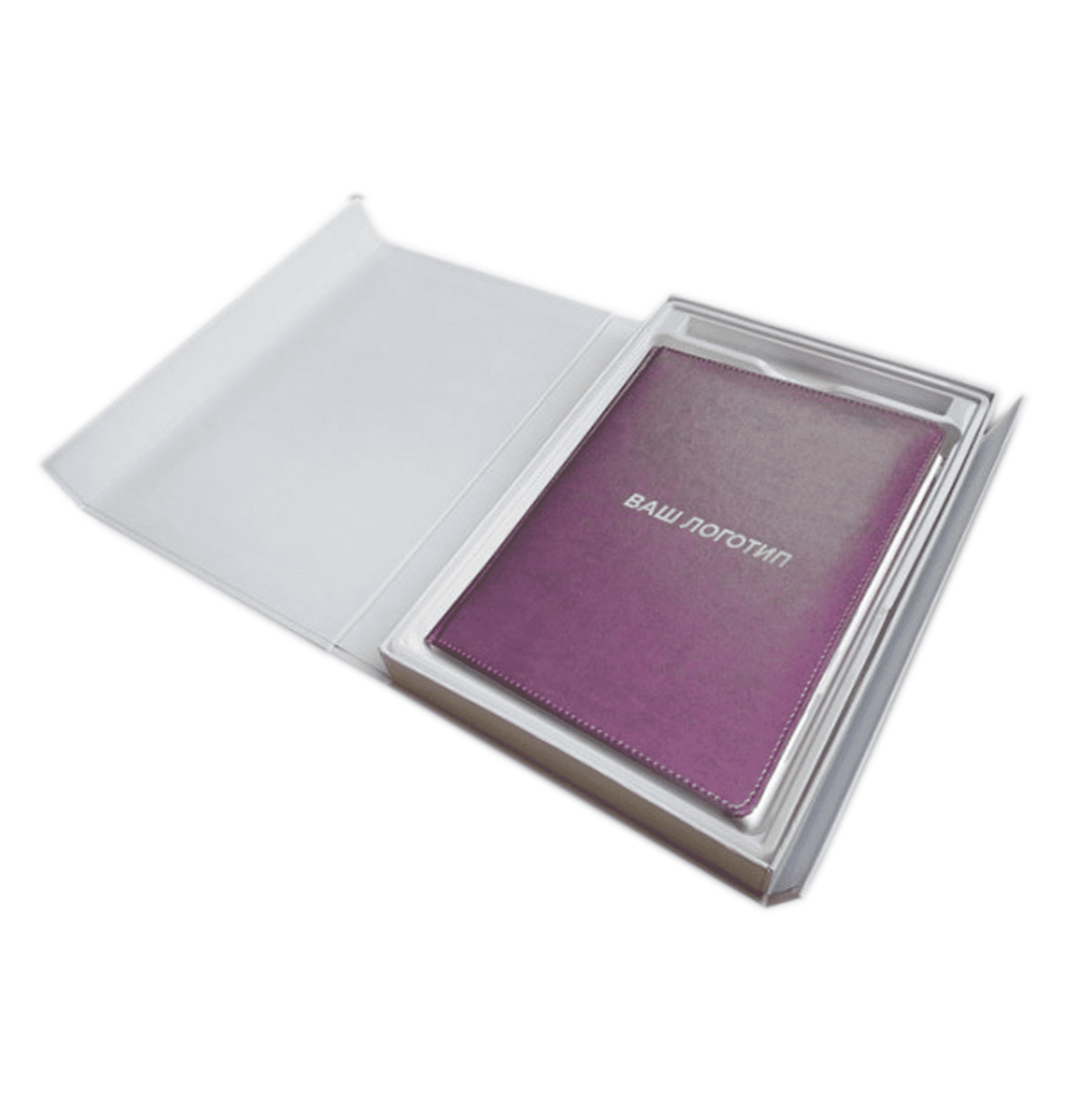 Упаковка для ежедневника магнитная