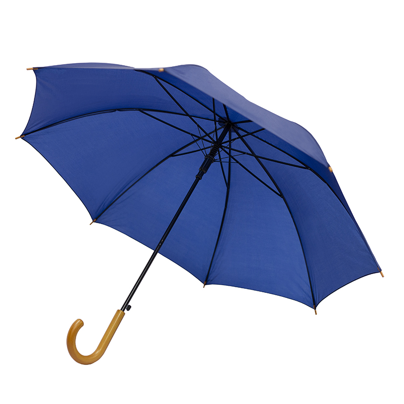 Зонт-трость полуавтоматический