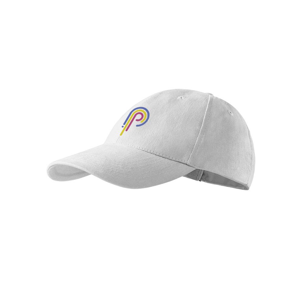 Детская кепка JN 6P из хлопка с логотипом