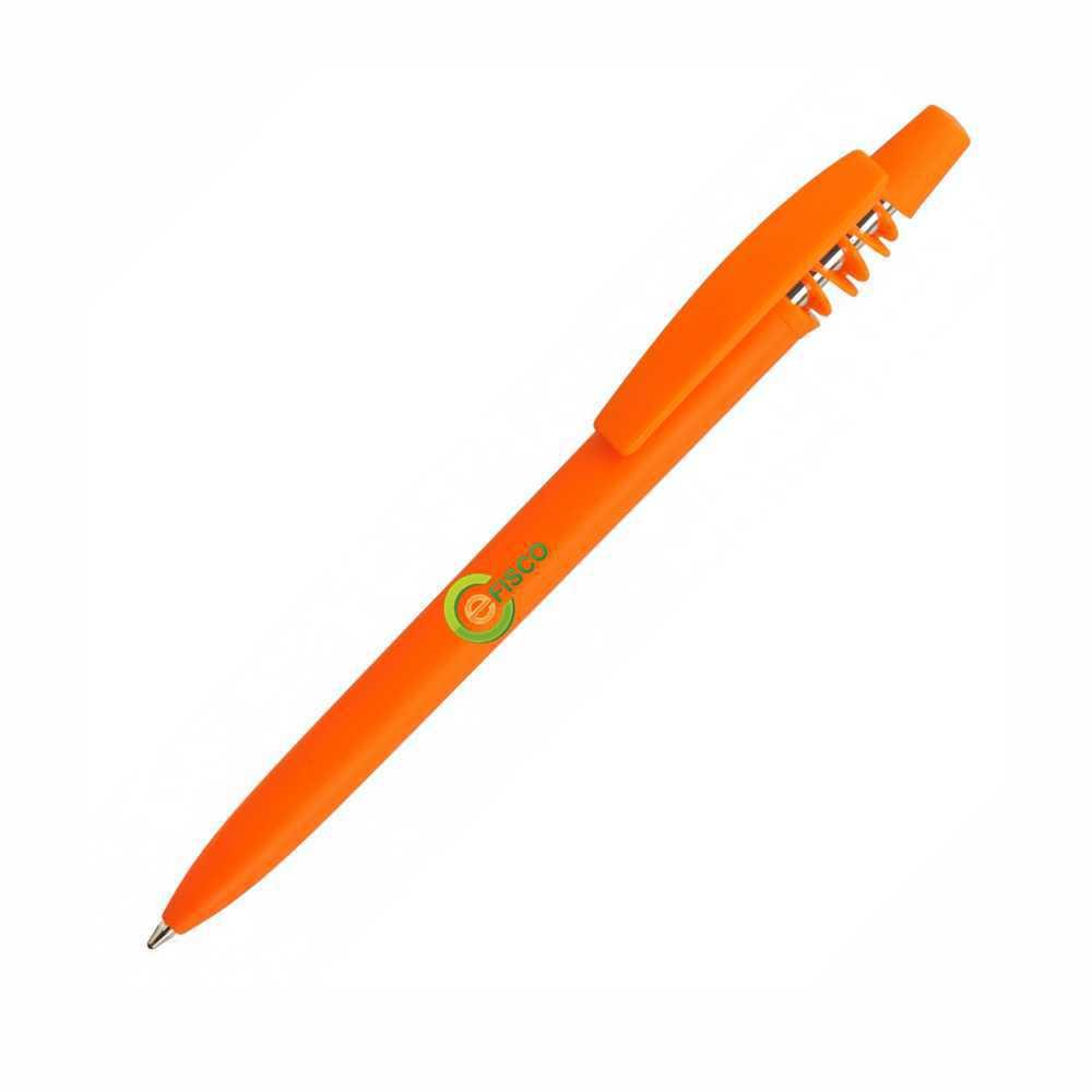 Ручка с логотипом автоматическая Igo solid