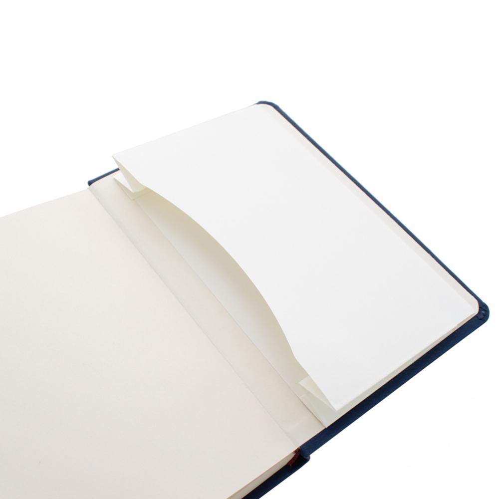 Деловая записная книжка SQUARE, А6 в твердой обложке