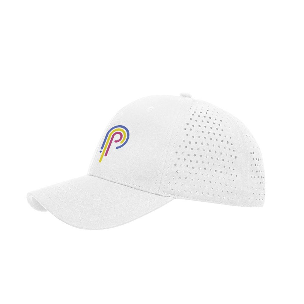Летняя кепка с логотипом