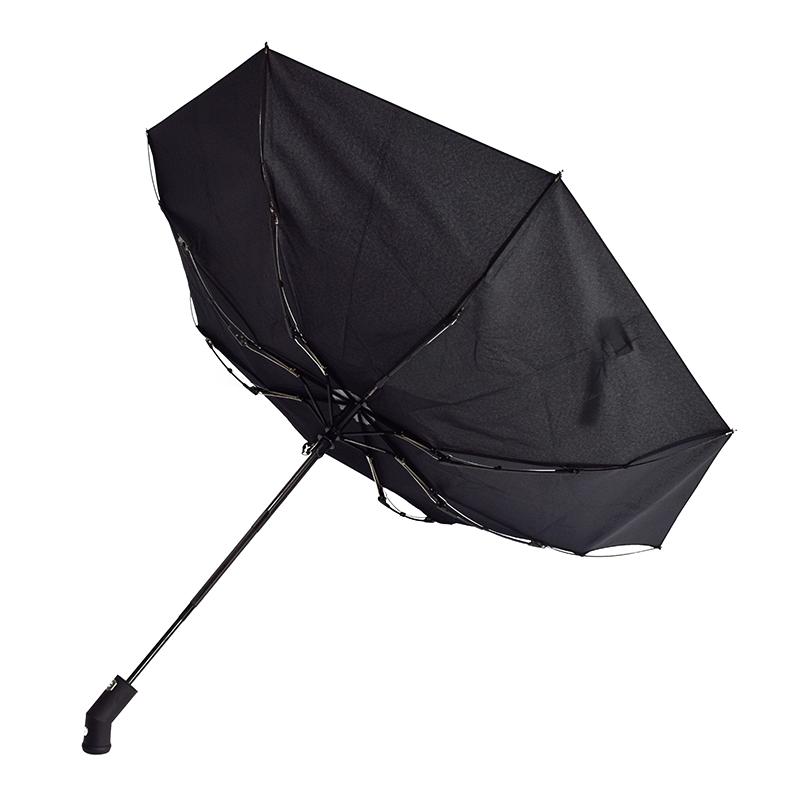 Зонт складной, с фонариком LIGHT