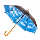 Современный зонт трость