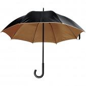 Арт.  45197 Зонт-трость, двухцветный