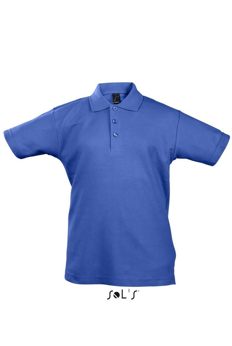 Арт. 11344 Рубашка поло детская