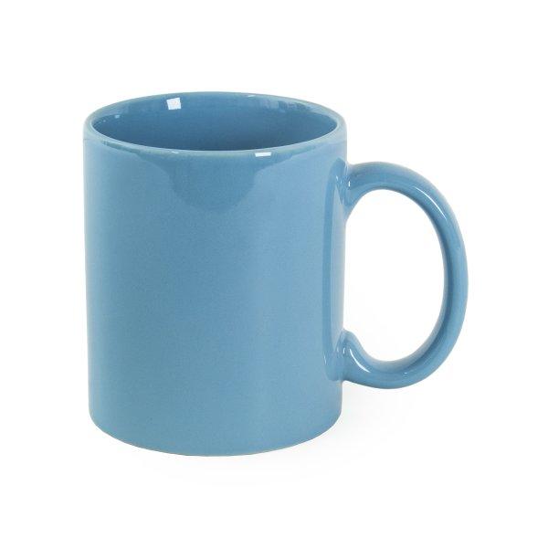 Керамическая чашка с логотипом AURA 340 мл