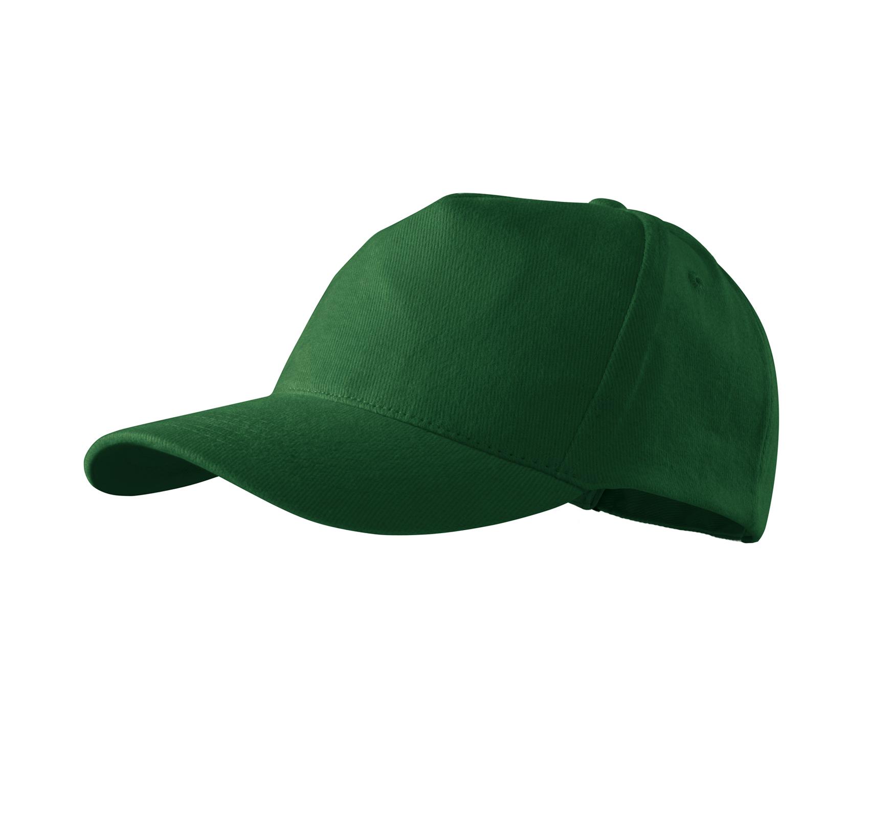 Плотная кепка унисекс с нанесением логотипа