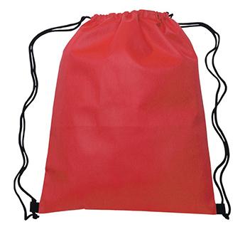 Арт. SP3 Мешочек-рюкзак из спанбонда