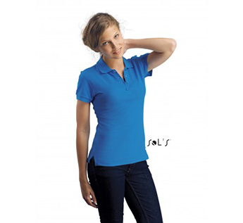 Арт. 11338 Рубашка поло женская