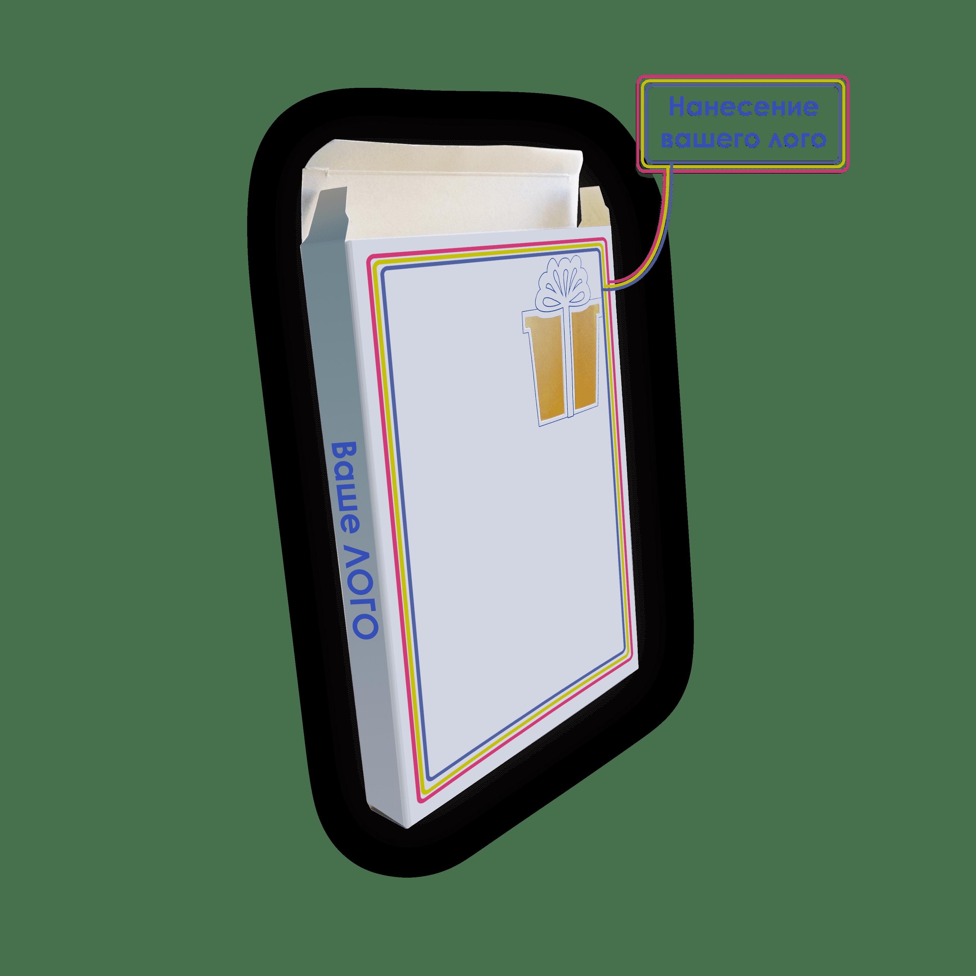 Упаковка для ежедневника