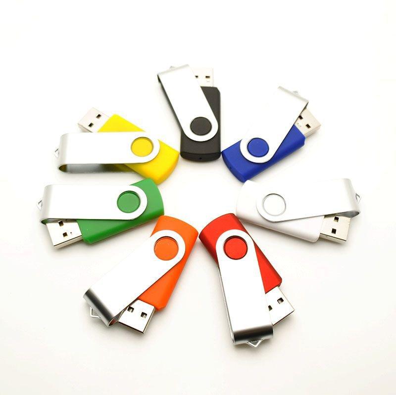 USB-Флешка на 64Gb TWISTER 3.0