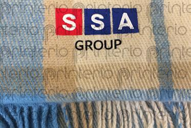 нанесение логотипа на текстиль SSA Group